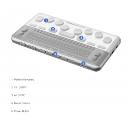 BrailleSense Polaris Mini