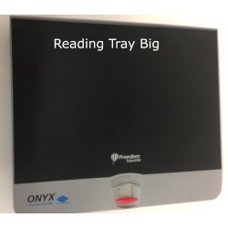 Onyx Deskset Tray Table